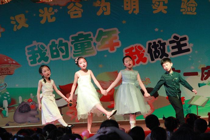 """【武汉】""""我的童年,我做主""""六一庆典圆满成功"""